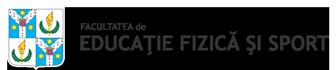 Facultatea de Educație Fizică și Sport Logo