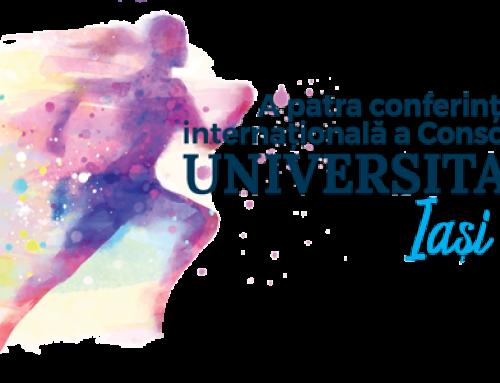 A patra conferință internațională a Consorțiului Universitaria