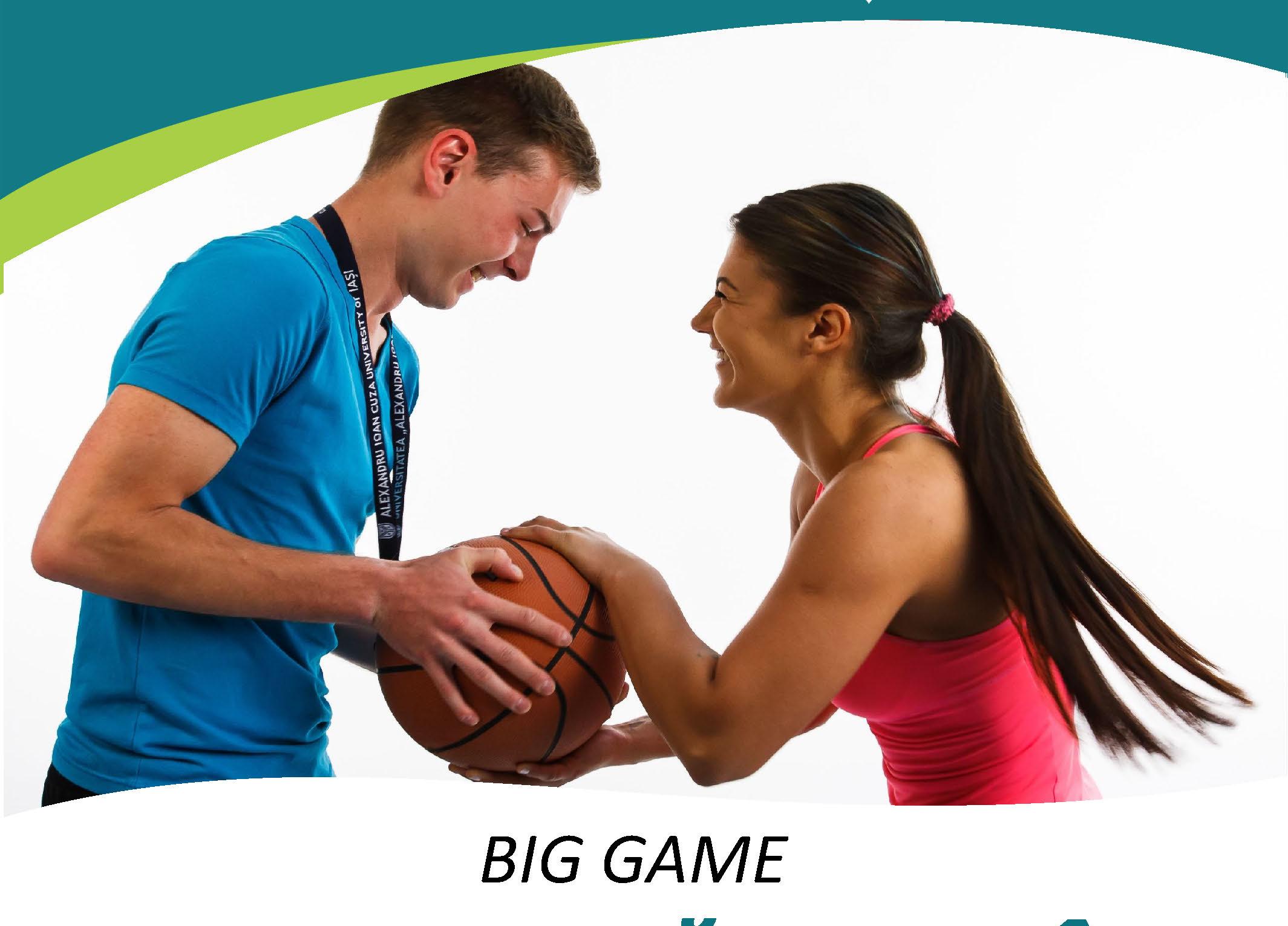 Big game: Descoperă Iașul în mișcare!